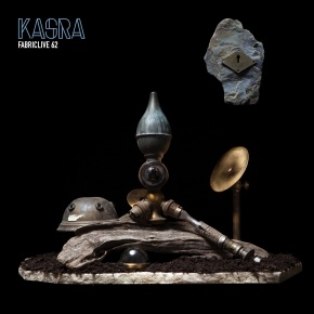 Kasra - FabricLive 62. One of the best commercially released mix albums of the year. Restrained, robotic drum and bass. Kind of the opposite of Andy C, but great for it.