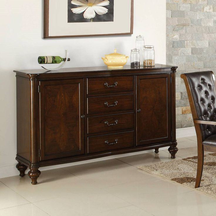 Buffets : Buffets, sideboards and china cabinets are ideal for displaying and storing fine china, linens, or your favorite keepsakes. Free Shipping on orders over $45!