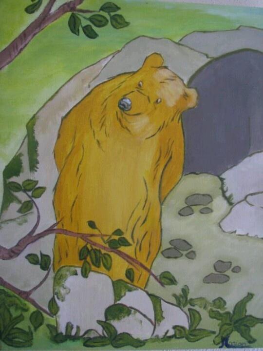 3 luik 3 Acrylverf op doek geschilderd door Marion Dijksma