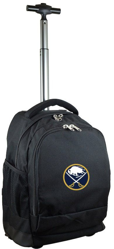 NHL Buffalo Sabres Premium Wheeled Backpack