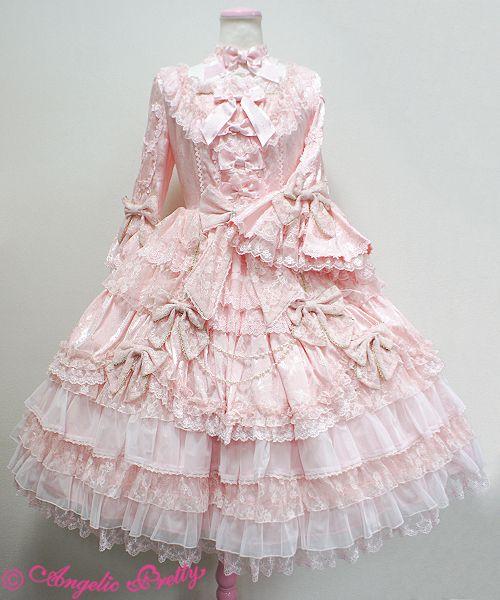 Angelic Pretty | Dressy Time Dress