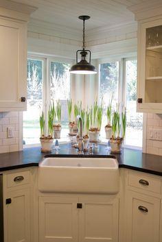 1000 ideas about corner kitchen sinks on pinterest