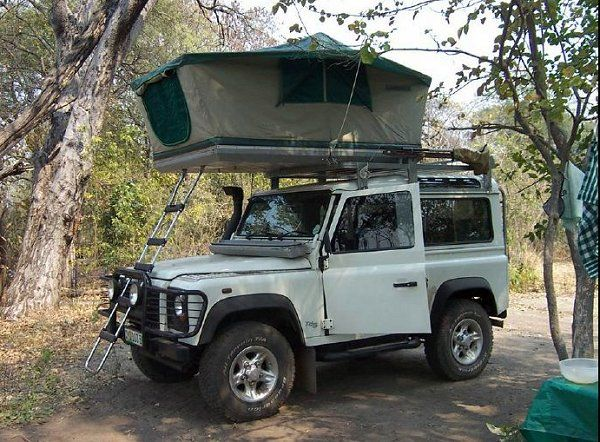 9d8a6dbbff05276ebe3a109e429d05e4--range-rover-land-rovers.jpg & 5. The Technitop Rooftop Tent... 6. Hannibal Rooftop Tent... (no ...
