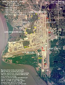 Ted Stevens Anchorage International Airport - Wikipedia, the free encyclopedia