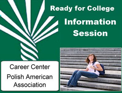 Ready for College Informational Session 10/20/2015
