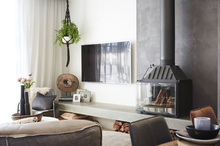 Cheminees Philippe Fireplace | The Block Shop