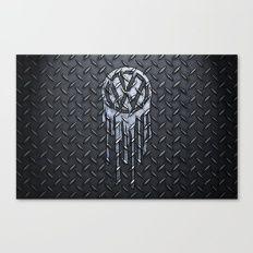 volkswagon logo Canvas Print