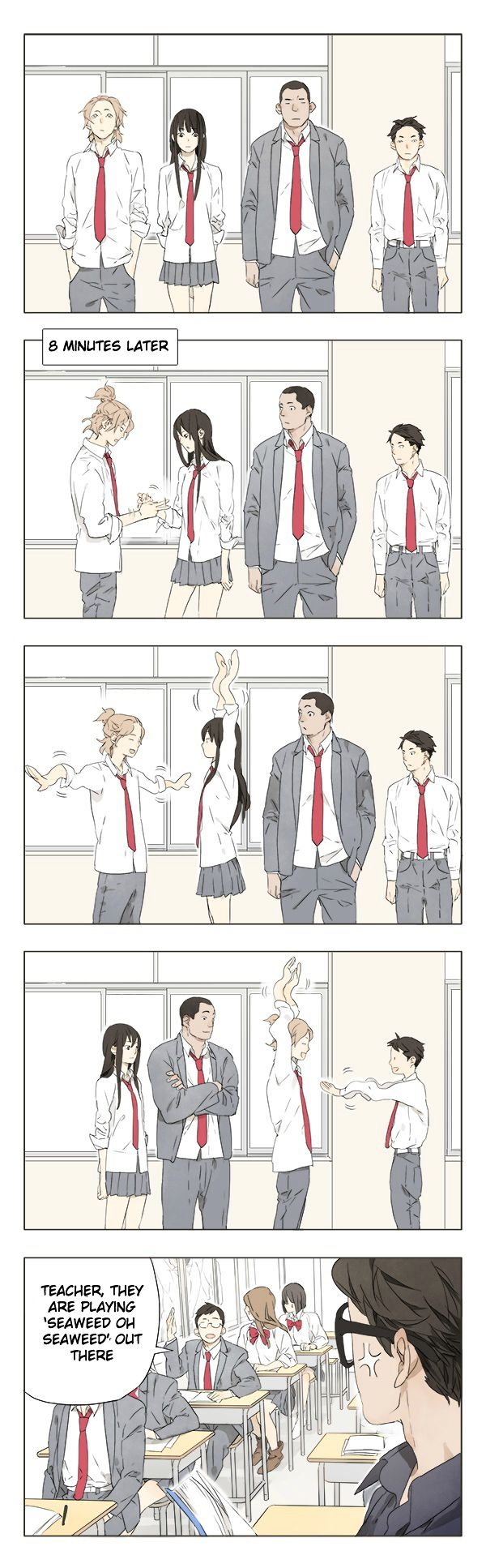 I laugh really hard with this one LOL!!! || Tamen De Gushi