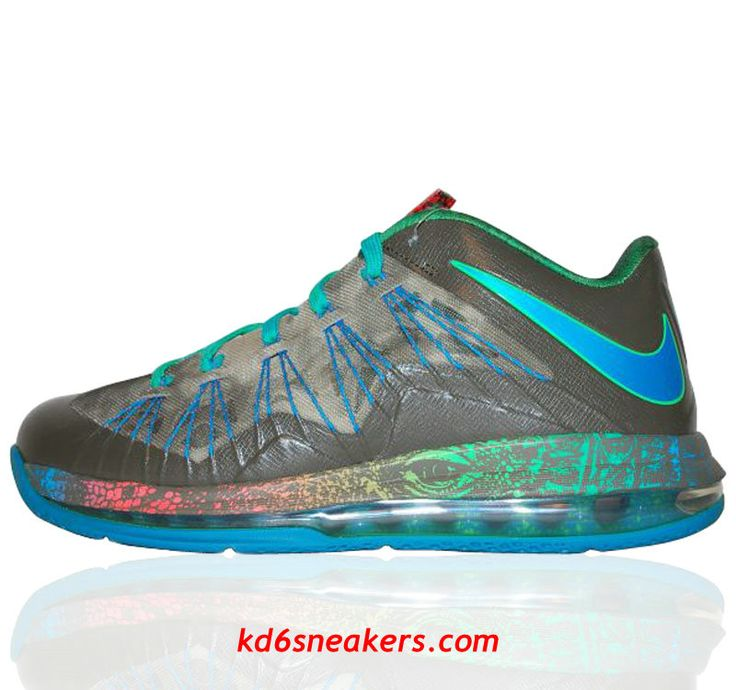 "detailed look bd2c1 797c8 Nike KD Trey 5 IV ""Think Pink""  Nike Air Max Lebron X Low Reptile  Basketball Shoes"