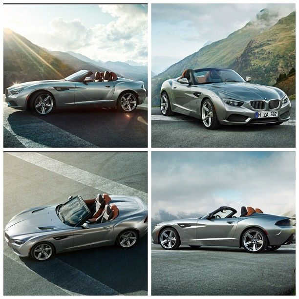 Sweet whip - BMW Zagato Roadster