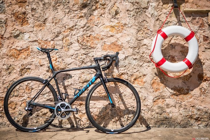 2016 Giant TCR Advanced SL -- First-look review