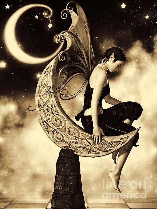Moon Fairy ❤❦♪♫