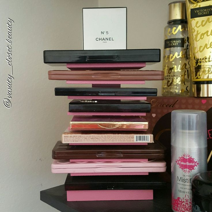38 best Makeup Palette Storage/Organization Holders images on ...