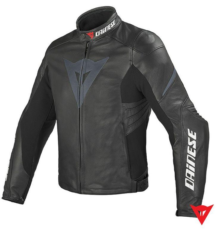 Dainese Leather Jacket Laguna Evo Pelle - front