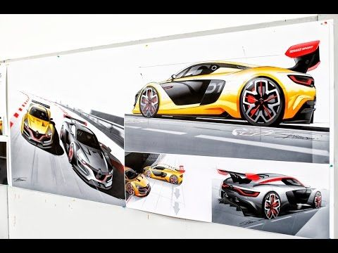 Renault Sport R.S. 01 Gestation Detailed