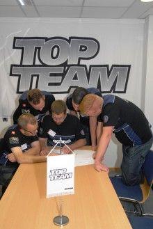 Bronze til 'Erritsø-drengene' i Scania semifinale