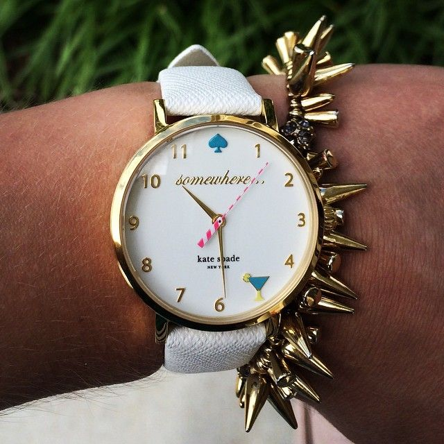 SnapWidget | Today is my 7 year wedding anniversary! How fun is the watch my husband got me...so perfect for summer! Love him! @liketoknow.it www.liketk.it/1vjD2 #liketkit