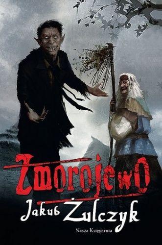 """""""Zmorojewo"""" Jakub Żulczyk. Znakomity horror dla młodzieży. Pojawiają się niecenzuralne wyrazy i z tego względu nauczyciel nie powinien oficjalnie polecać tej książki. Cz. 1 cyklu"""