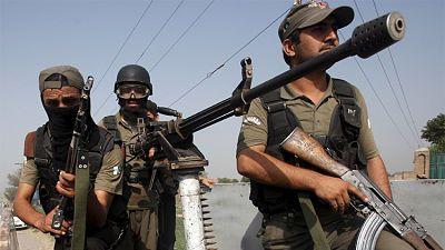 Al menos 50 muertos en un ataque del Ejército de Pakistán contra puestos de control afganos
