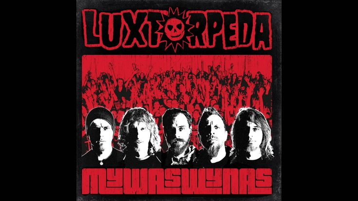 Luxtorpeda - Pozdrawiamy! - text