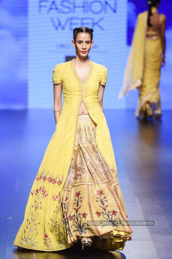 LFW '16 Day 3: Anita Dongre Photogallery - Times of India #LakmeFashionWeek #LakmeFashionWeek2016 #LakmeFW16 #LFW #IndianFashion #bollywood #fashionshow #indianclothes