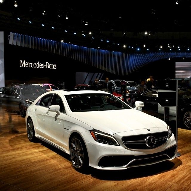 92 best mercedes benz cls class images on pinterest for Garage amg auto