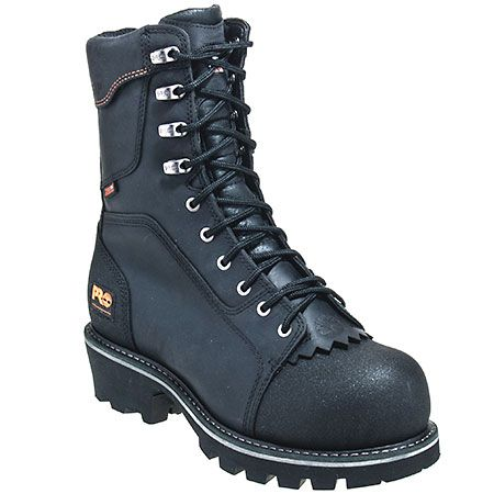 Timberland Pro Boots Men's 91614 Rip Saw EH Waterproof Composite Toe Boots
