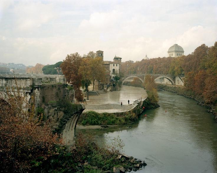 Rome, Italie, 2007 © Gabriele Basilico