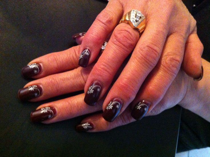 My Mommas nails