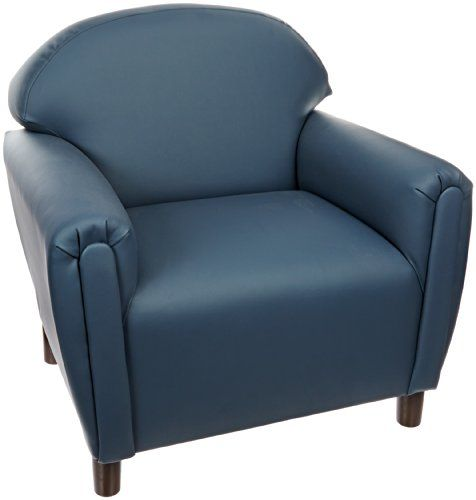 Brand New World School Age EnviroChild Upholstery Chair  Blue ** Check this awesome product by going to the link at the image. (This is an Amazon Affiliate link and I receive a commission for the sales)