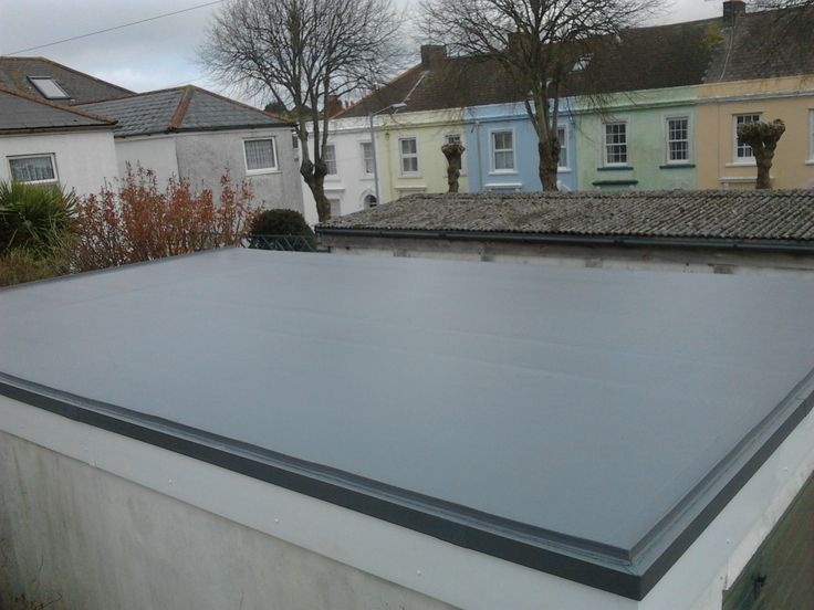 Single ply garage in Falmouth