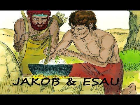 De Bijbel voor Kids ( 12 ) - Jakob en Esau - YouTube
