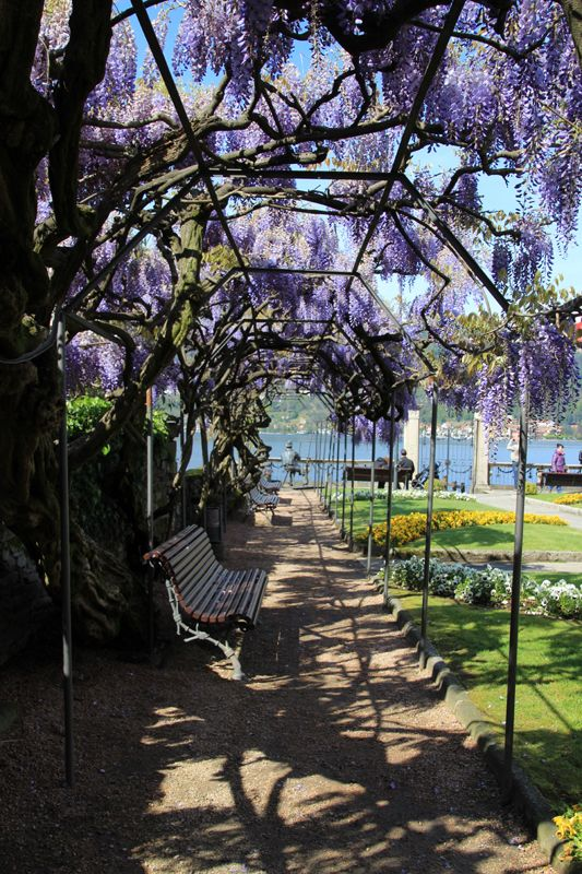 Lago d'Orta-Orta lake Novara Piemonte