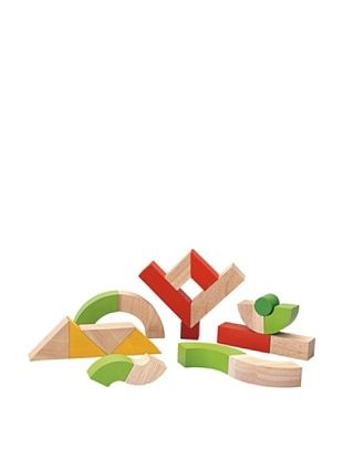 39% OFF PlanToys Twisted Blocks Set