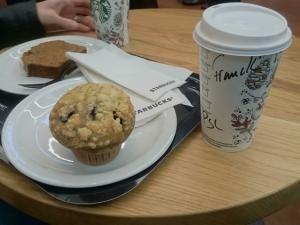 J'étais à l'ouverture du Starbuck Coffee de Lille ! • Hellocoton.fr