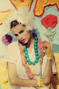 Anton Ismael - Fashion Photography - Frida Kahlo Bazaar - Photo 13