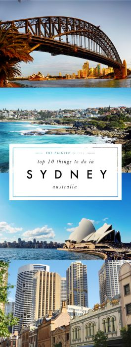 Top 10 things to do in Sydney, Australia - The Painted Globe travel blog. --- Including plenty of free activities, the Rocks, Sydney Opera House, Harbour Bridge, Blue Mountains, Bondi Beach walk and more! ---Things to do in Sydney for free - things to do in Sydney - Sydney tourist attractions - fun things to do in Sydney - things to do Australia - must do Sydney - must do Australia - activities Sydney - Activities Australia - what to do in Sydney - free things to do Sydney - Sydney travel…