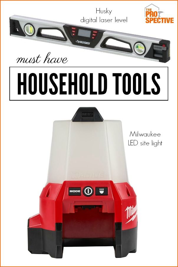 Must Have Household Tools Household Tools Must Haves