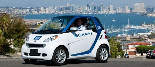 California To Award $6 Million Through Car Sharing & Mobility Options Pilot Project