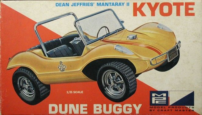 MPC Kyote dune buggy