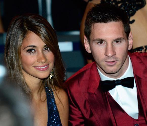 Leo Messi y Antonella Roccuzzo desmienten que estén esperando su segundo hijo #messi #leomessi