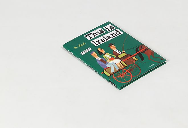 Shop | Design and Craft | Gifts | Makers&Brothers | Makers & Brothers | This is Ireland | children's book | illustration
