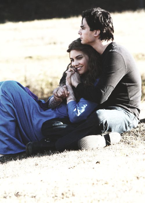 The Vampire Diaries - Damon & Rose this scene made me come to tears
