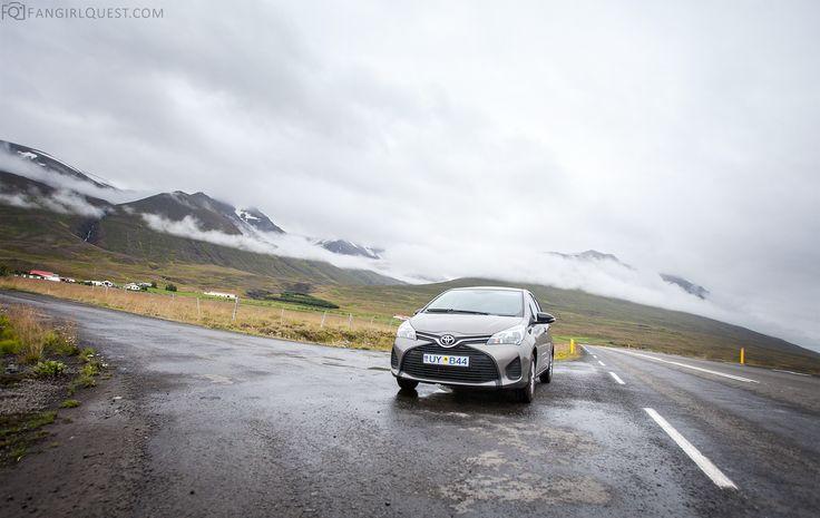 Islanti: autovuokraamo Sixt ja ajelua saaren ympäri