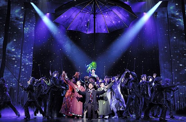 Now in its 5th acclaimed year at the New Amsterdam Theatre on 42nd Street, Mary Poppins has dazzled and delighted millions of theater audiences.
