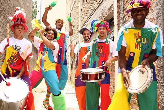 Banda do Bloquinho – Carnaval Para Criança  A noter pour l'an prochain
