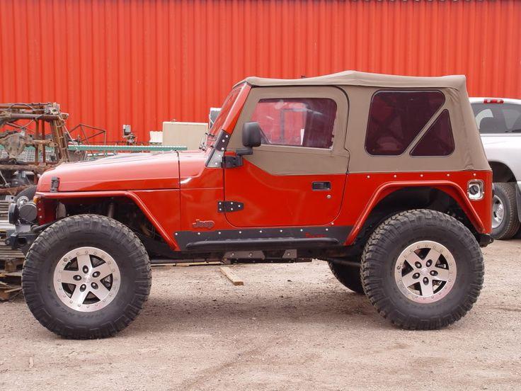 Jeep Wrangler Lj >> TJ's with jK Wheels - JeepForum.com | Jeep TJ/LJ