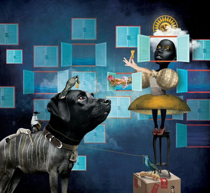 Caitlin Truman-baker. 'Taming the Dog'