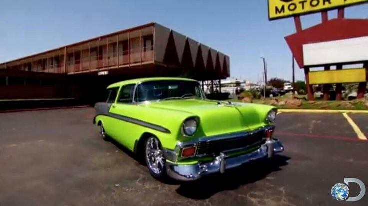 Chevy, Fast and loud and Gas monkey garage on Pinterest