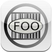 Foobars iPhone-app voor kleine bedrijven en ondernemers streepjescode